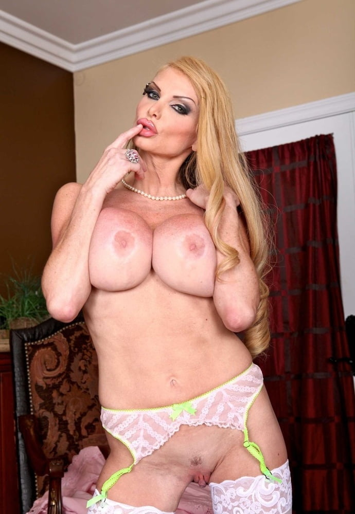 Busty Blonde Mom Taylor Wane Sheds Lingerie And Exposes Tits Aznude 1
