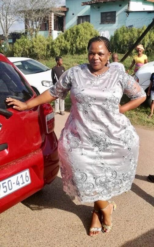 African mama porn