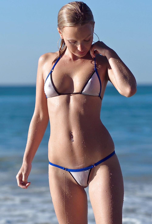 When virginity see through bikinis young girls at beach