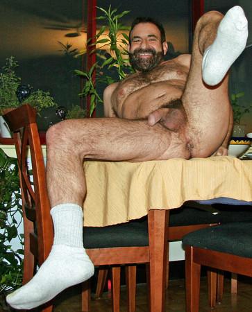 Ass hairy men What It's