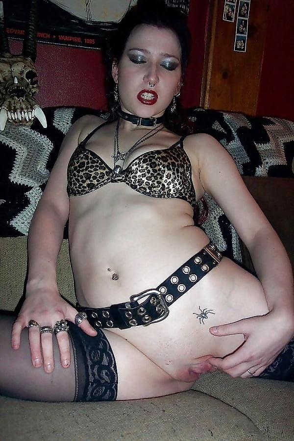 Bbw goth chicks naked girls pussy