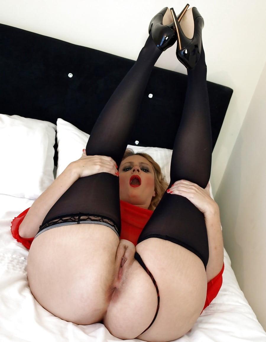 British Milf Ass