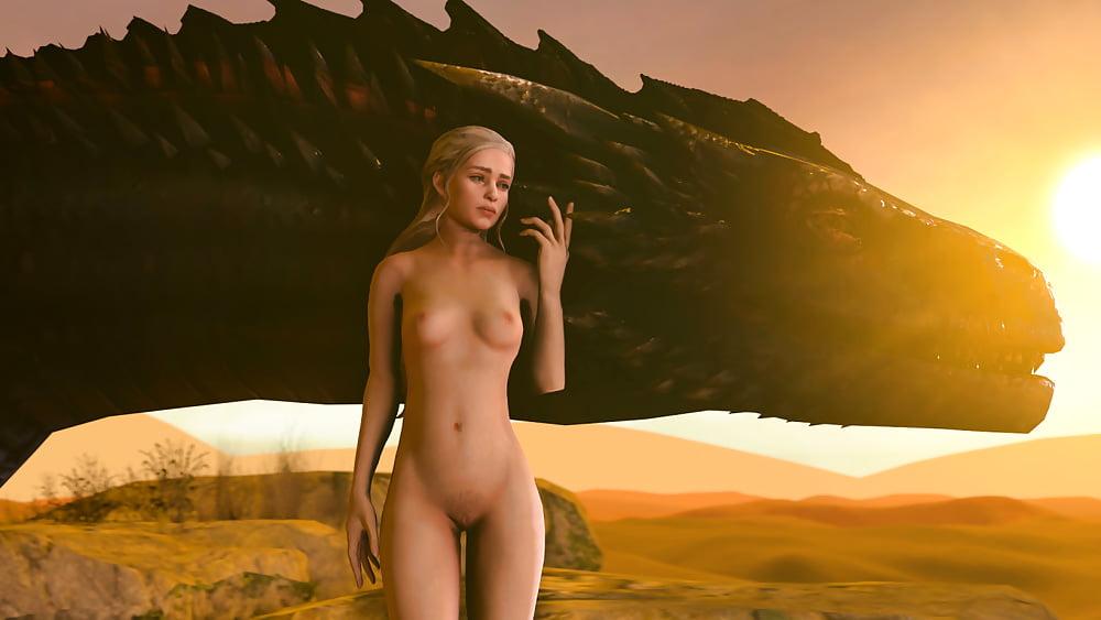 Emilia clarke says she was pressured to do got nude scenes