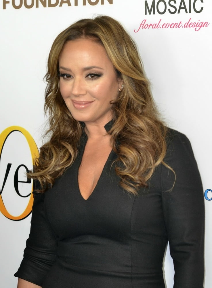 from Marquis leah remini cum coverd