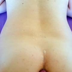 Cum On My Back...love It ENFJandINFP