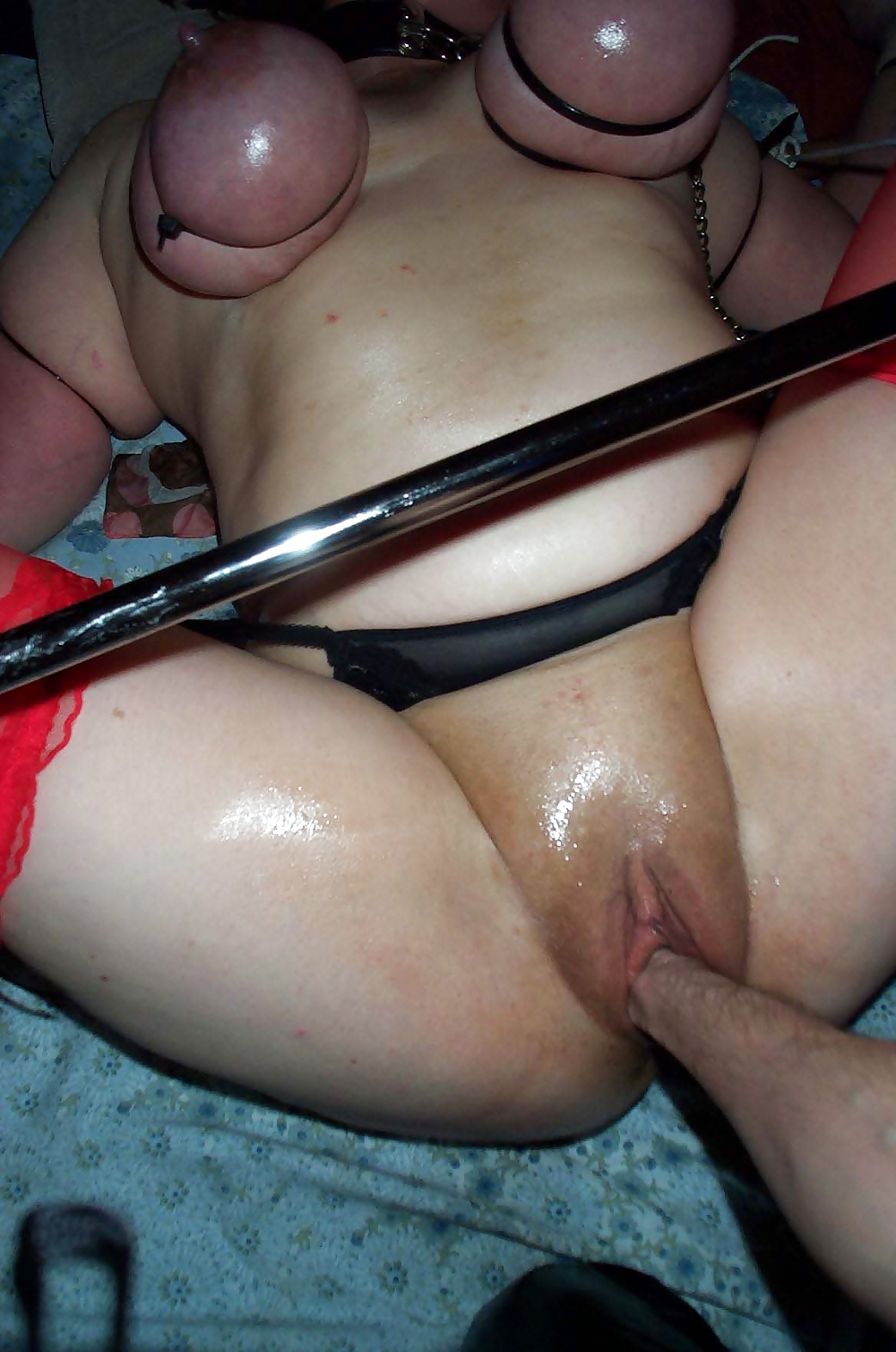 chubby humiliation Erotic wife
