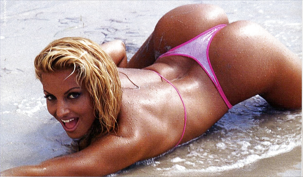 Trish stratus hot tits — 9