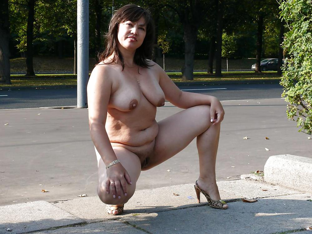 буду фото голые дамы на улице вы