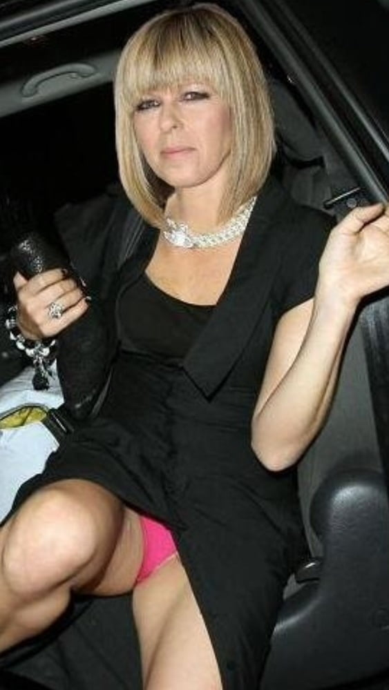 Kate garraway upskirt pics