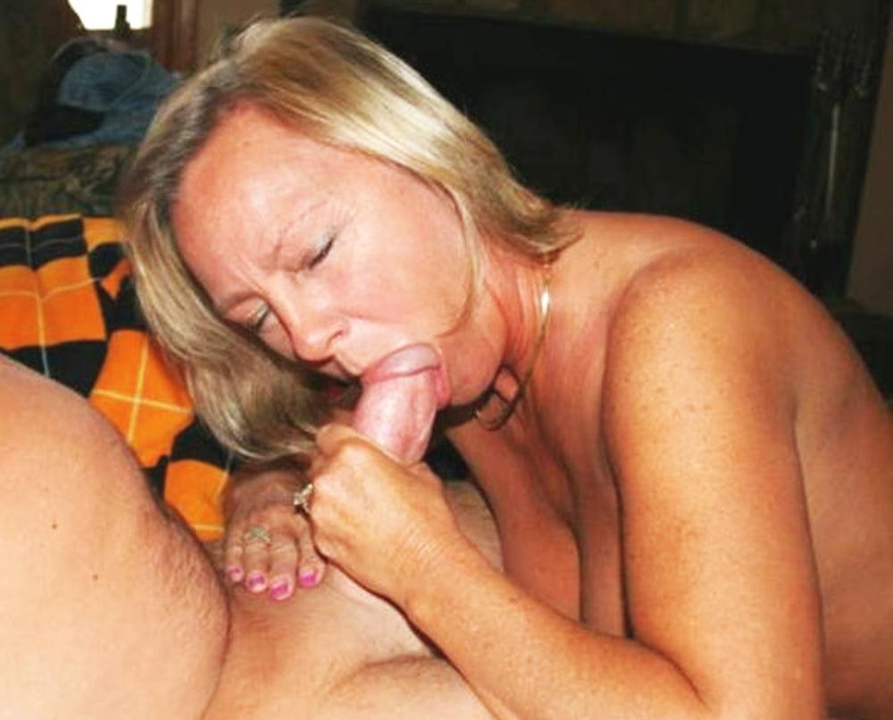 Great mature blow jobs