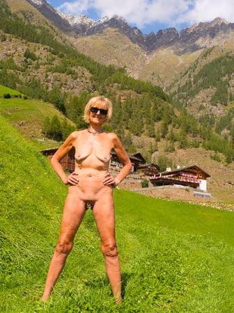 Porno In Den Bergen