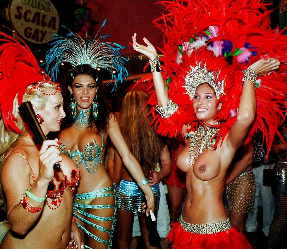 Photos meet the sexiest brazilian samba dancers