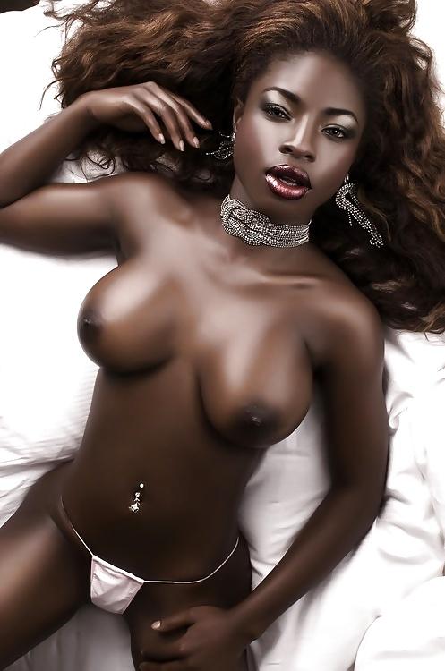 Perfect Tits Ebony Babe 'perfect ebony tits'