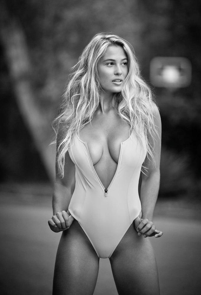 Celeb Babes in Black in White - 48 Pics