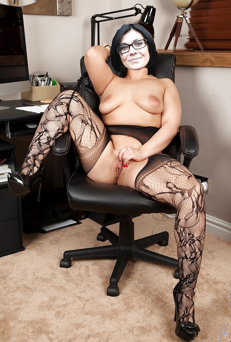 этой комнате, фото голых секретарш с пиздой домашнее