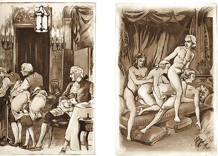 Marquis De Sade Porn