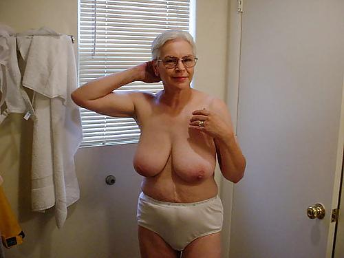 My mums boobs-8646
