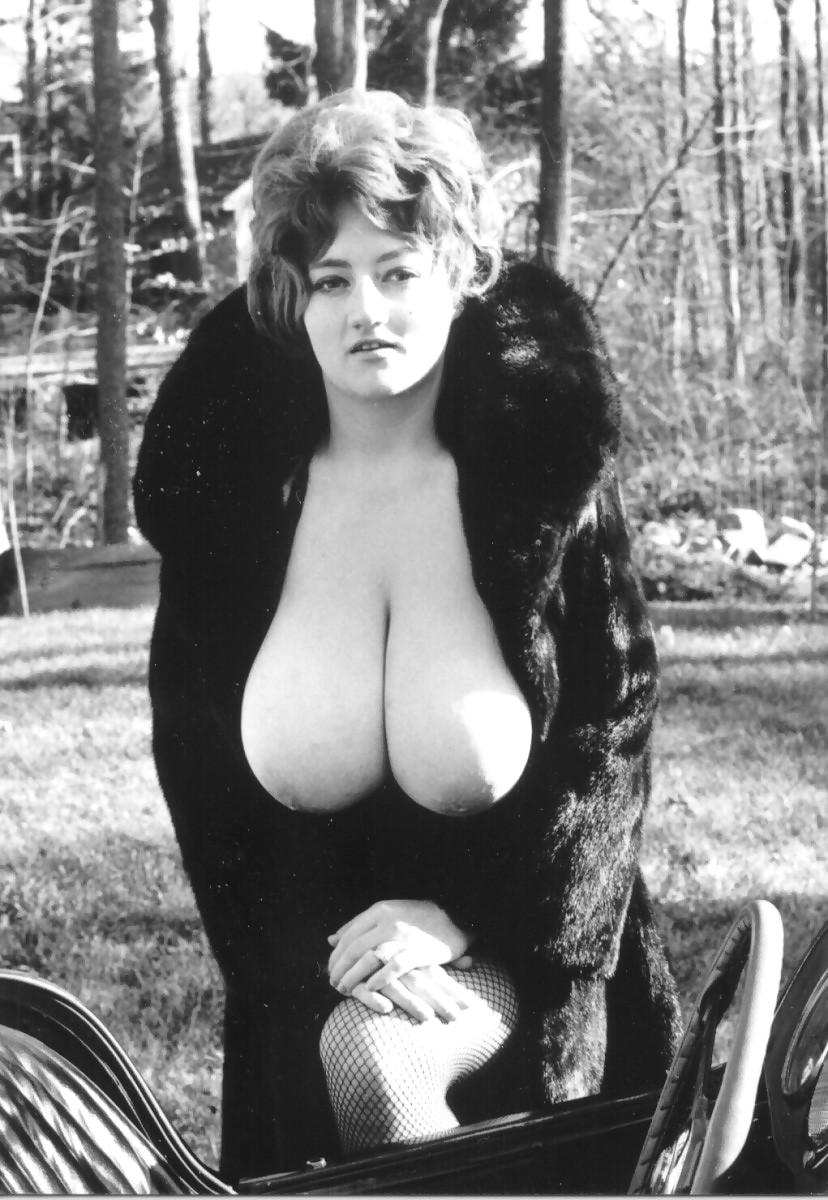 Big Boobs Vintage Porn