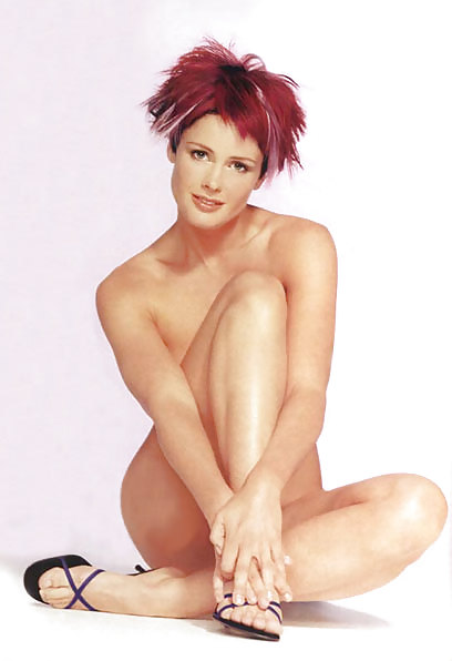 Naked lene nystrøm Lene Nystrom
