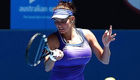 Tennis Titten