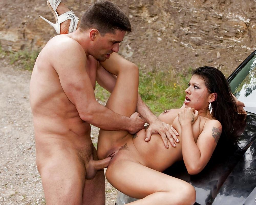Фото секса в экстремальных условиях якудзы