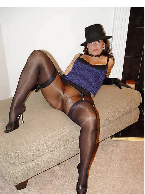 Fishnet tights now