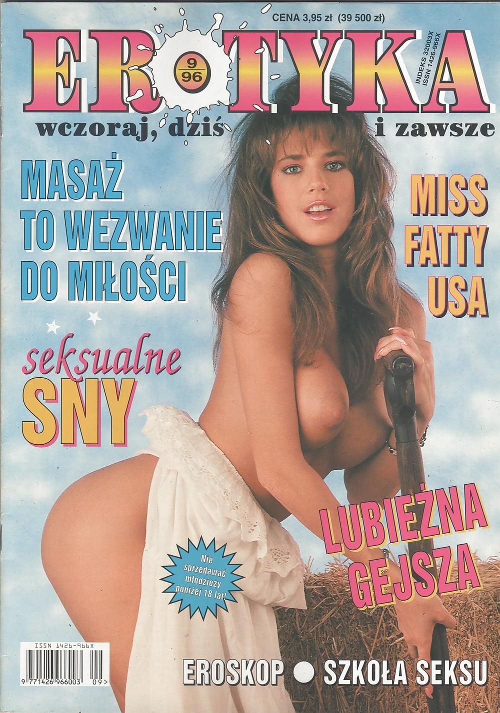 Фото эротика польских журналов — 8
