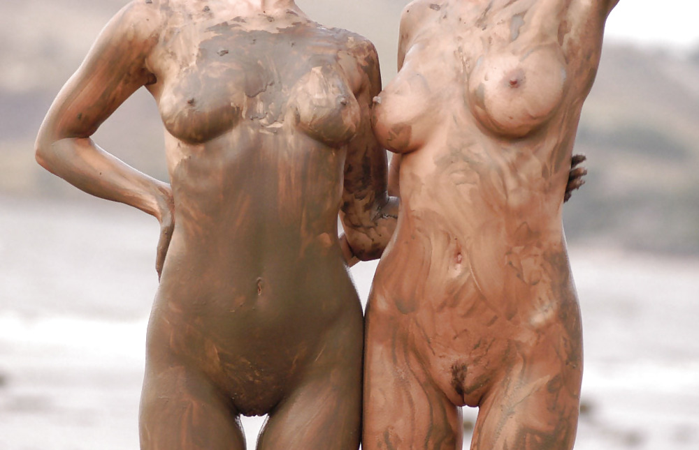 Nude muddy girls gallery