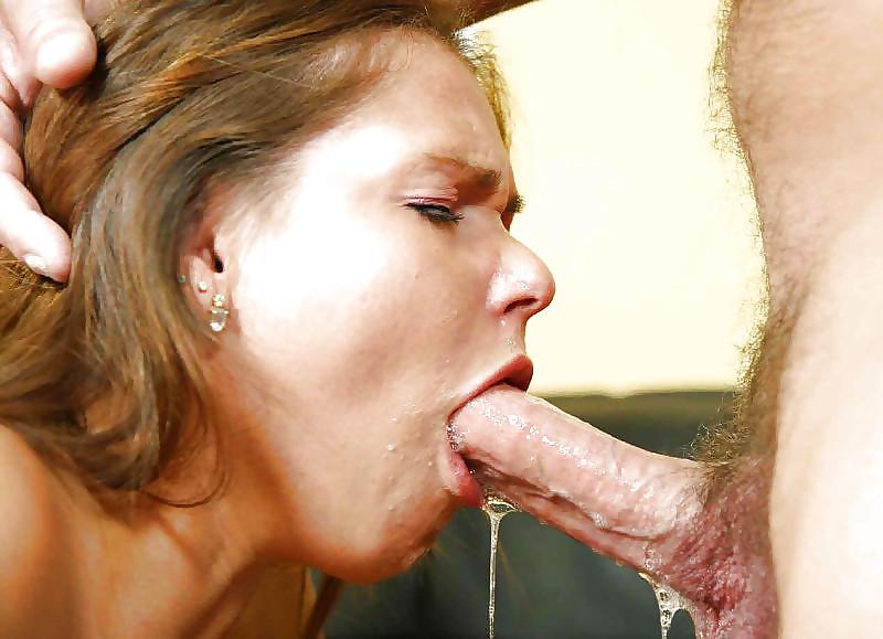 Mature milf deepthroat, strap on sex tubes