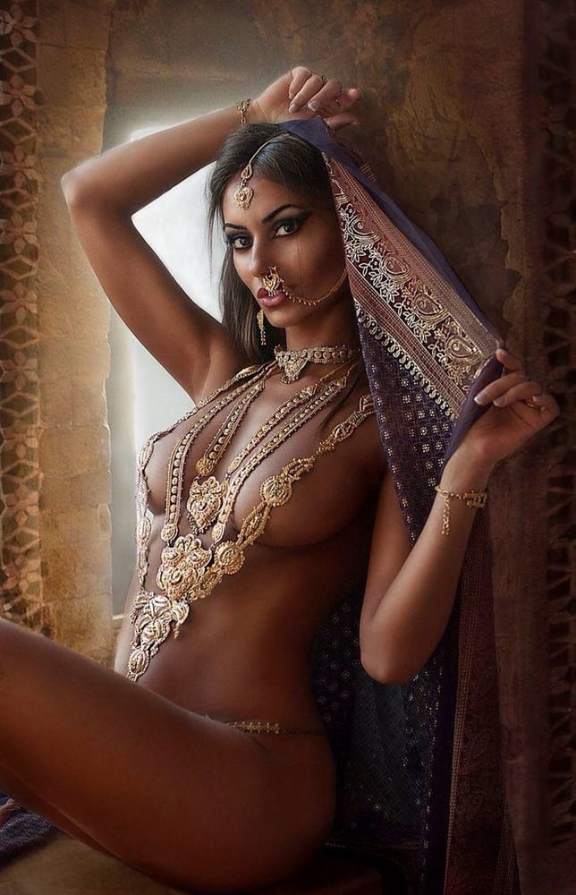 Sexy indian sari naked women trini fat