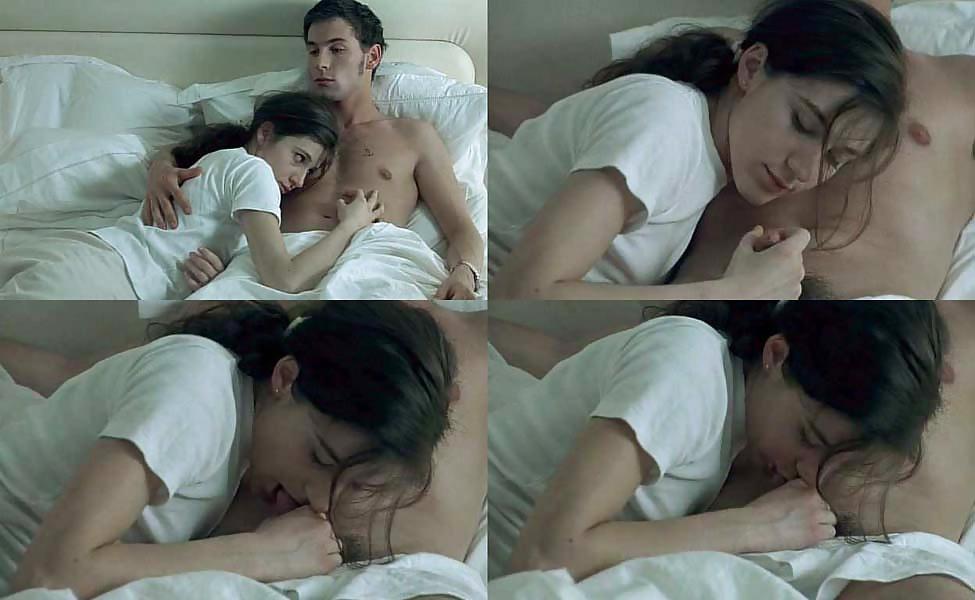 Caroline ducey romance sex scene