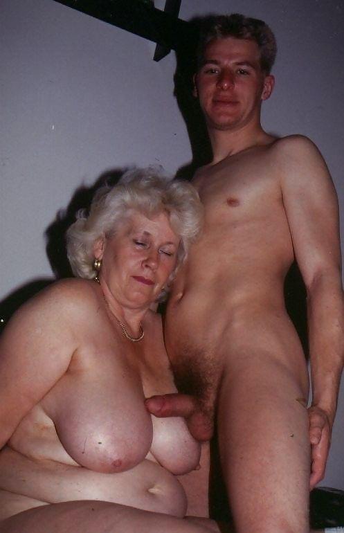 Drunk Granny
