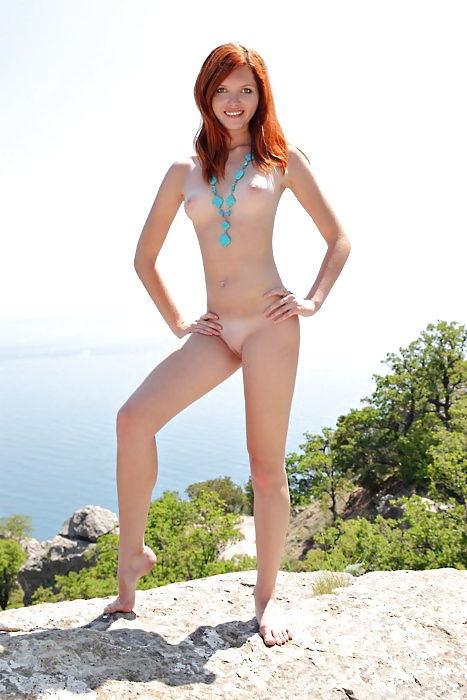 Pictures of naked redhead girls