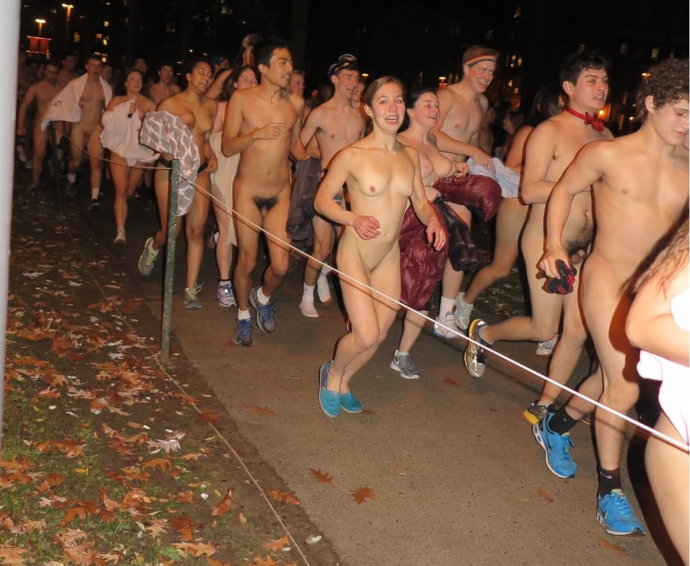 Naked mile college 12