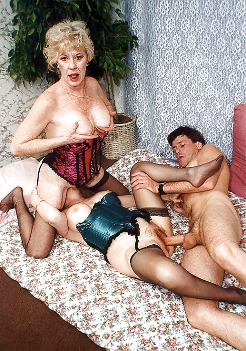 Vintage Classic Granny Porn Pics