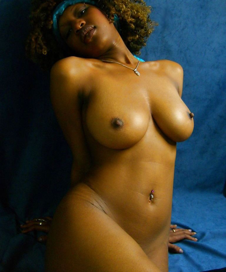 Sexy african goddess nude