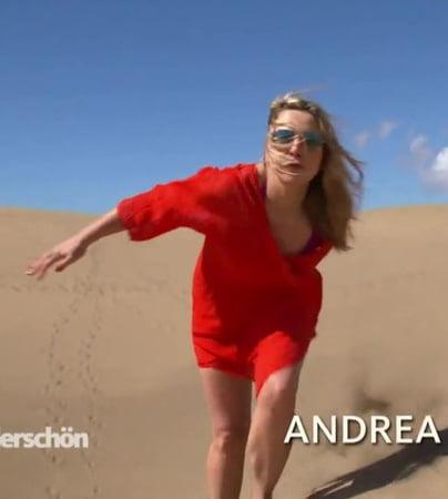 Andrea Griessmann  nackt