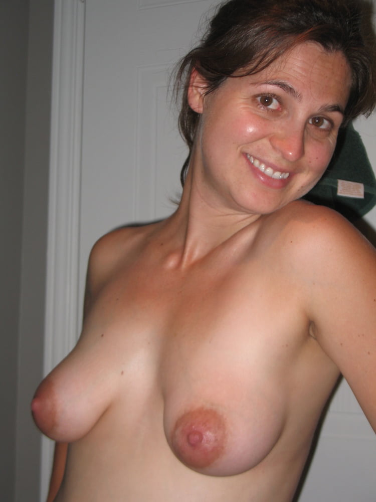 Big tits mature 3some