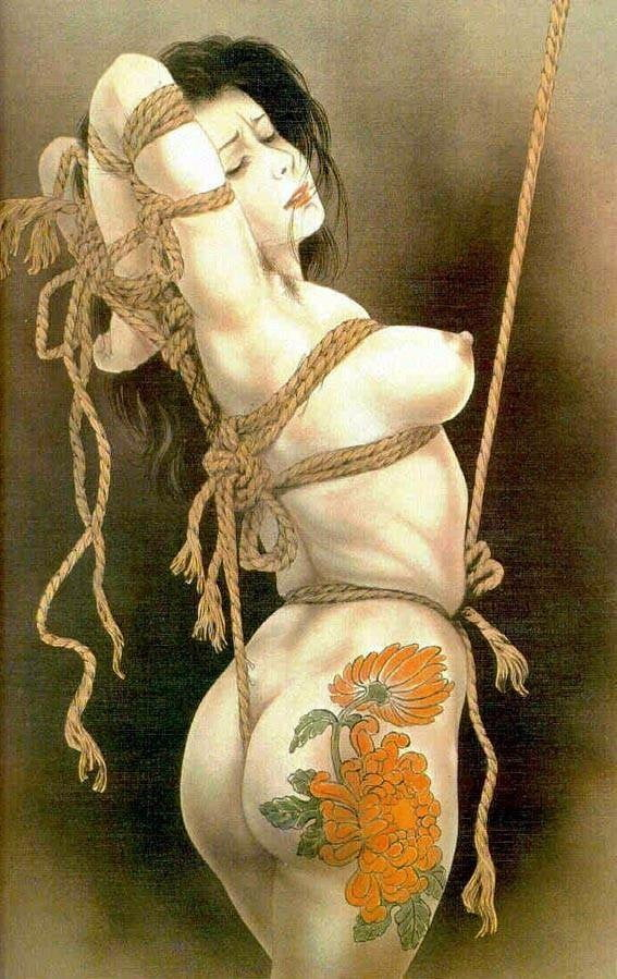 Intricate, beautiful, raunchy