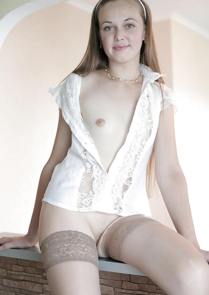Very young sexy models, creepy ice cream raoe