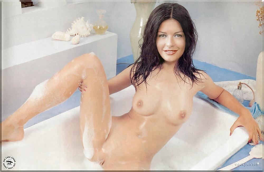 Naked Catherine Zeta Jones Stripper
