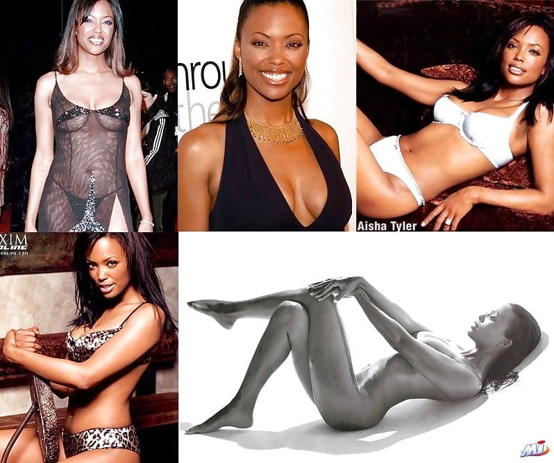 Aisha tyler nude, topless pictures, playboy photos, sex scene uncensored