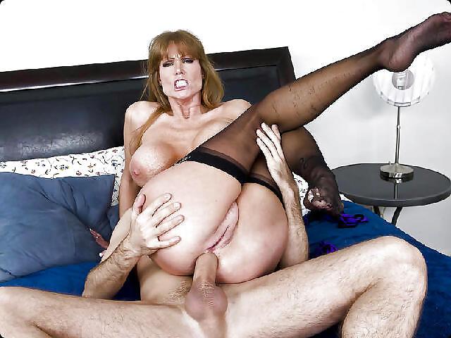 Mature women anal dildo-3849