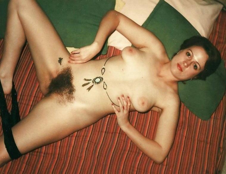 Beautiful hairy women-6010