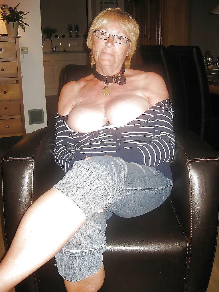 Saggy old women porn