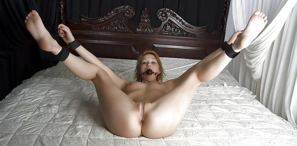 Threesome creampie swap lingerie