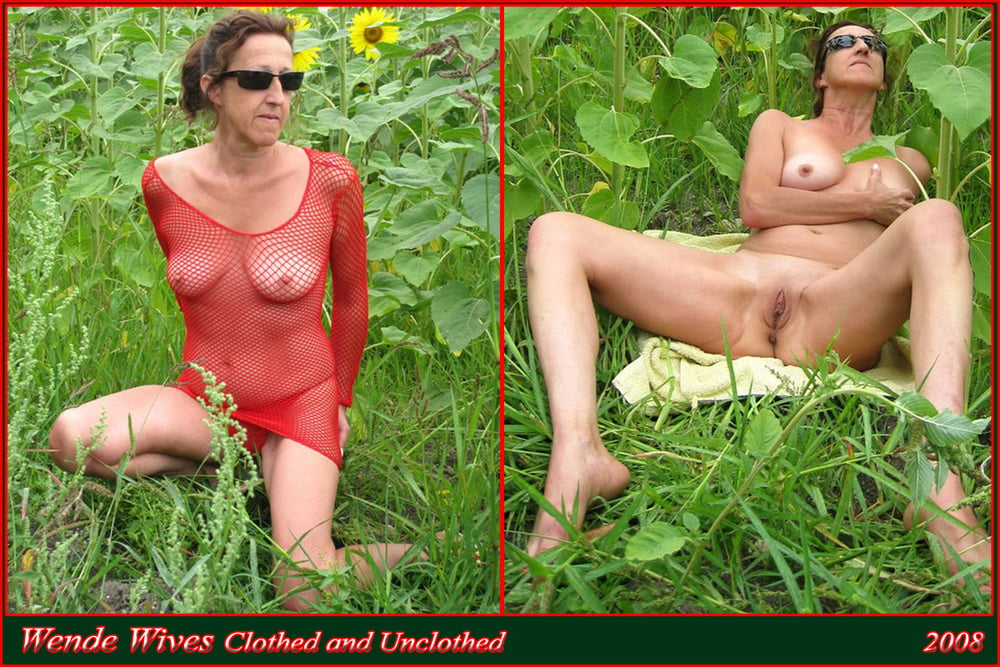 WIVES IN CLOTHES, NOPE NOT NOW - 150 Pics