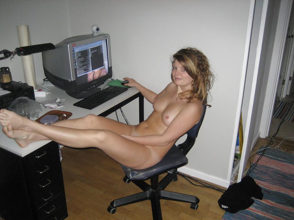 Секс по компьютеру фото, фото жирный девушка раком