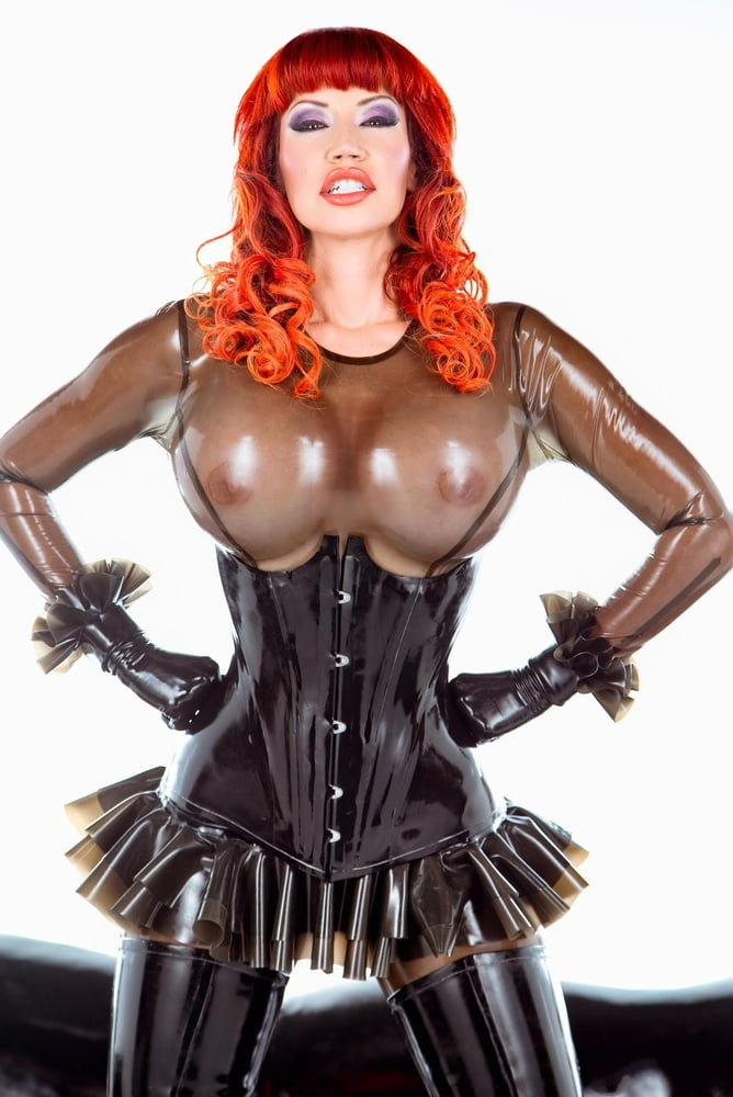 Breasts Female Gloves Latex 4tube 1