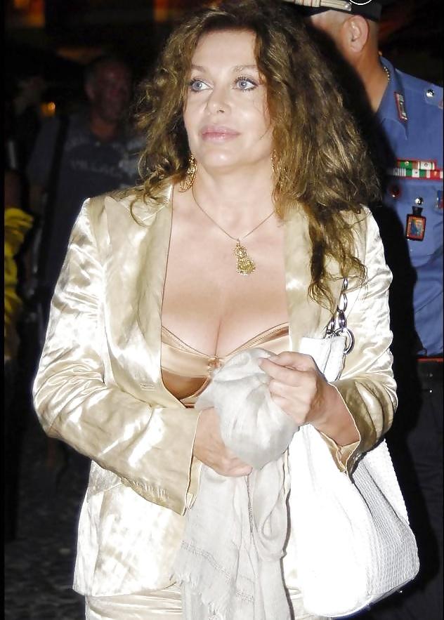 Veronica lario nackt nuda